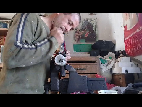 Замена рабочего и ремонт главного сцепление ГАЗель