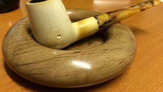 Woodturning: Let's make a Pipe Mate