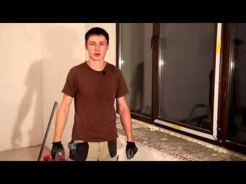Как установить подоконник своими руками (мастер класс)
