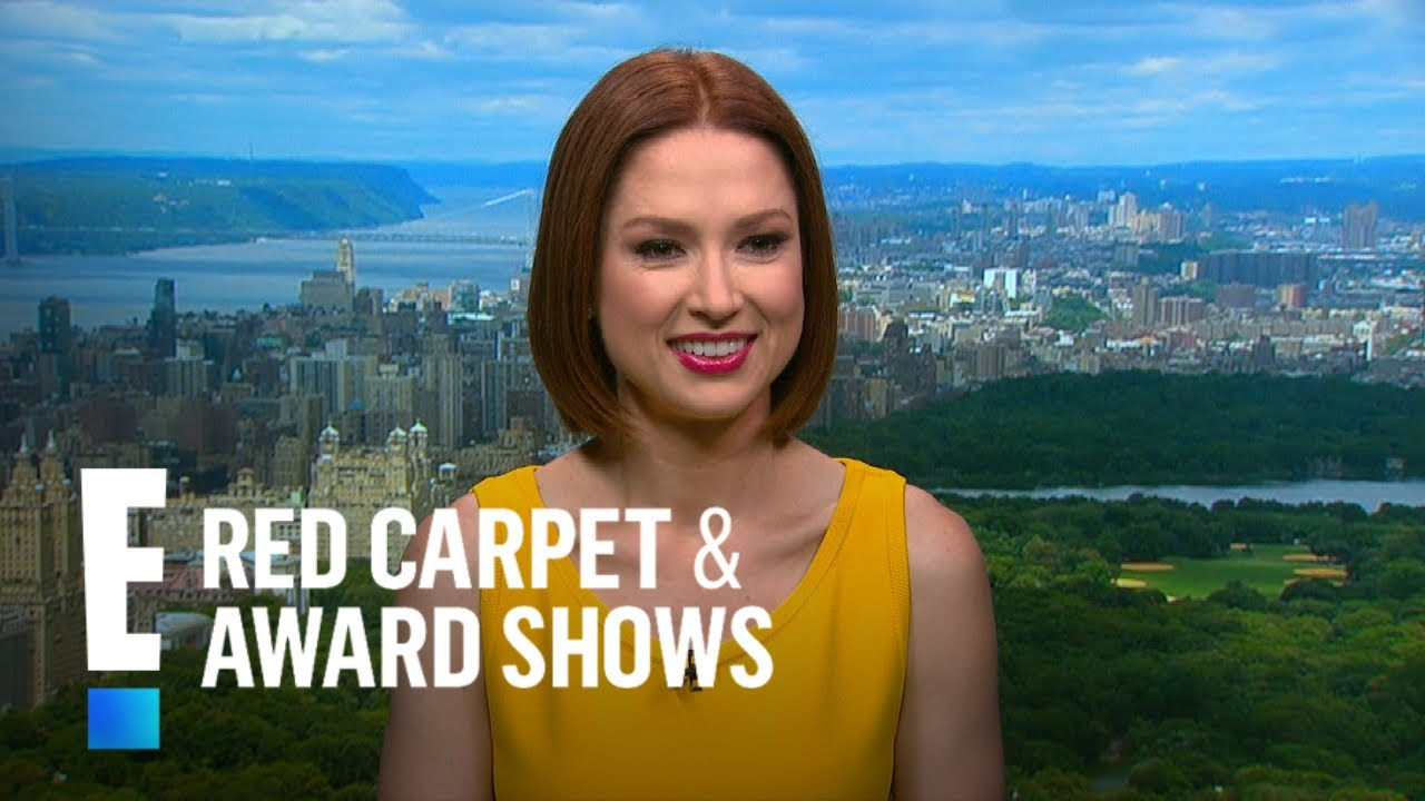 Ellie Kemper Is Game For A Reboot Of The Office E Red Carpet Award Shows