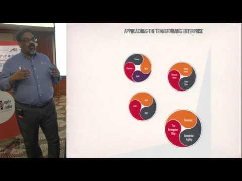 Enterprise Agility & Leadership Transformation Stories