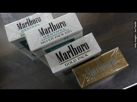 Philip Morris Sues Over 'Plain Packaging' Cigarette Rules