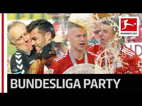 Trophy Handover, Champions League and Survival - Party Time in the Bundesliga