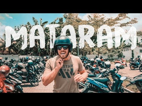Is Mataram, biggest city on Lombok worth a visit?