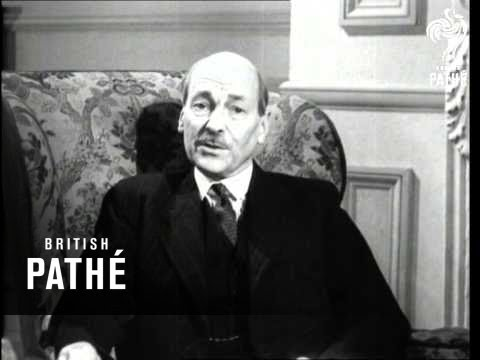 Interview With The Rt Hon Clement Attlee Aka Election Interview No 3 (1950)