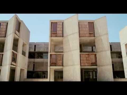 CATHEDRALS OF CULTURE - Clip ROBERT REDFORD: Salk Institute -- La Jolla, California, USA - HD