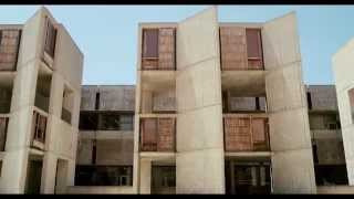 CATHEDRALS OF CULTURE - Clip ROBERT REDFORD: Salk Institute -- La Jolla, California, USA - HD