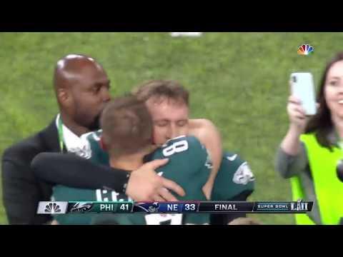 Philadelphia Eagles 2017-2018 Playoff Highlights
