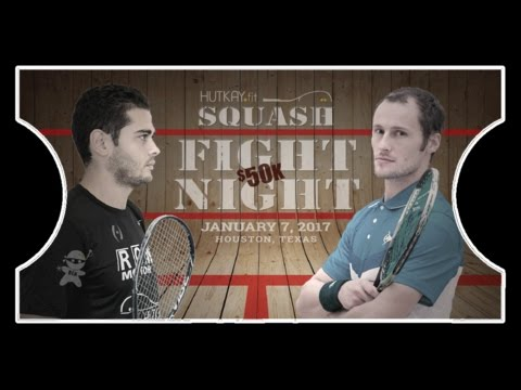 2017 Houston Squash Fight Night