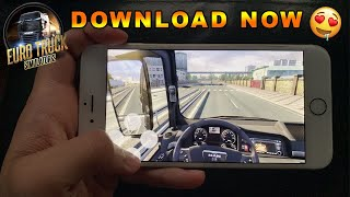 Download lagu Download Euro Truck Simulator 2 for Android/iOS (1.6 GB) ☑️ Euro Truck Simulator 2 Mobile Download