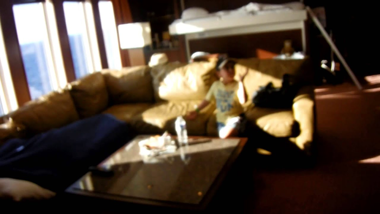 Carnival Liberty Captains Suite 9200 Youtube