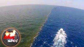Download Video Fenomena Selat Gibraltar, Pertemuan Dua Jenis Air Laut yang Berbeda - Hot Shot 12 Juni 2016 MP3 3GP MP4