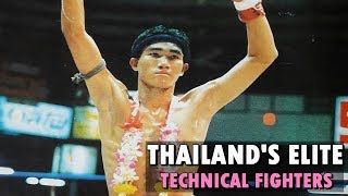 The Elite Technical Fighters of Thailand Vol.1 | Muay Thai