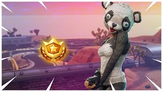 SECRET BATTLE STAR WEEK 5 LOCATION! FORTNITE SECRET TIER WEEK 5 SEASON 5