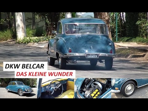Garagem do Bellote TV: DKW Belcar