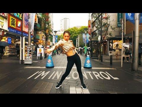 AlunaGeorge - I'm In Control (Throttle remix) ft. IBUKI in Tokyo   YAK #InControlDanceOn