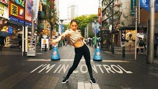 AlunaGeorge - I'm In Control (Throttle remix) ft. IBUKI in Tokyo | YAK #InControlDanceOn