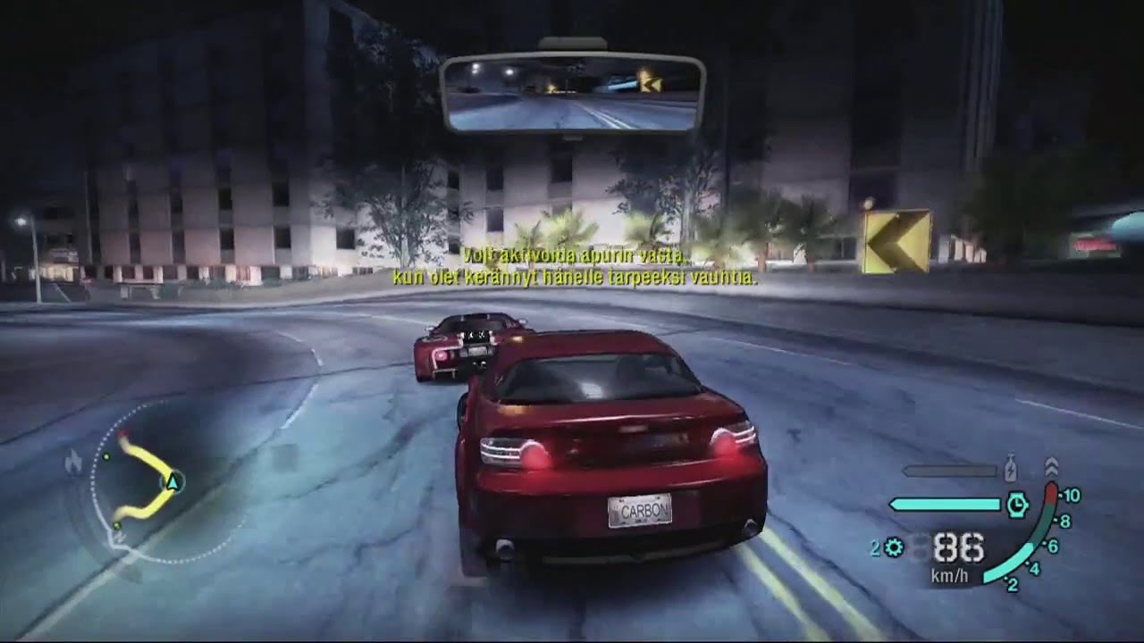 Gta V Car Wallpaper Need For Speed Carbon Xbox 360 Gameplay Youtube