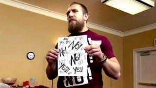 Daniel Bryan and Kane unveil their