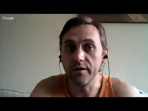 Basic Income discussion with Scott Santens