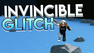 INVINCIBILITY GLITCH!!! - Build a Boat ROBLOX