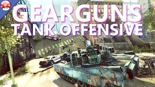 GEAR GUNS Tank offensive - Mission 1 - PC Gameplay Walkthrough