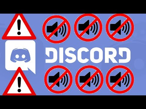 -Discord audio fix April 2018- The Fun Way!