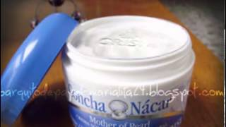 Crema de Concha Nacar/ Mother Pearl Lotion REVIEW Thumbnail