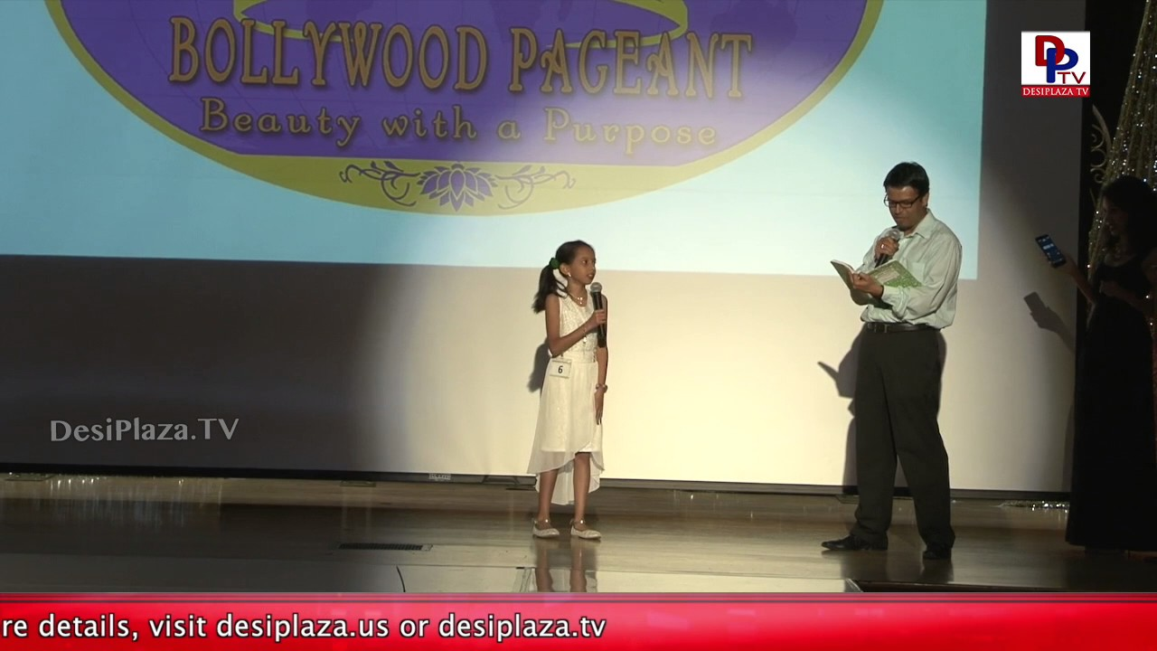 Mindblowing Talent - 9 years old kid says Capital of every State and Country || Bollywood Pageant