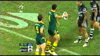 New Zealand v Australia 2008 Rugby League World Cup Final