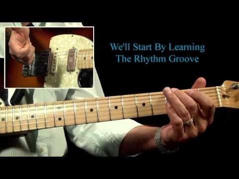 Alan Jackson - Who's Cheatin' Who - Guitar Lesson DVD