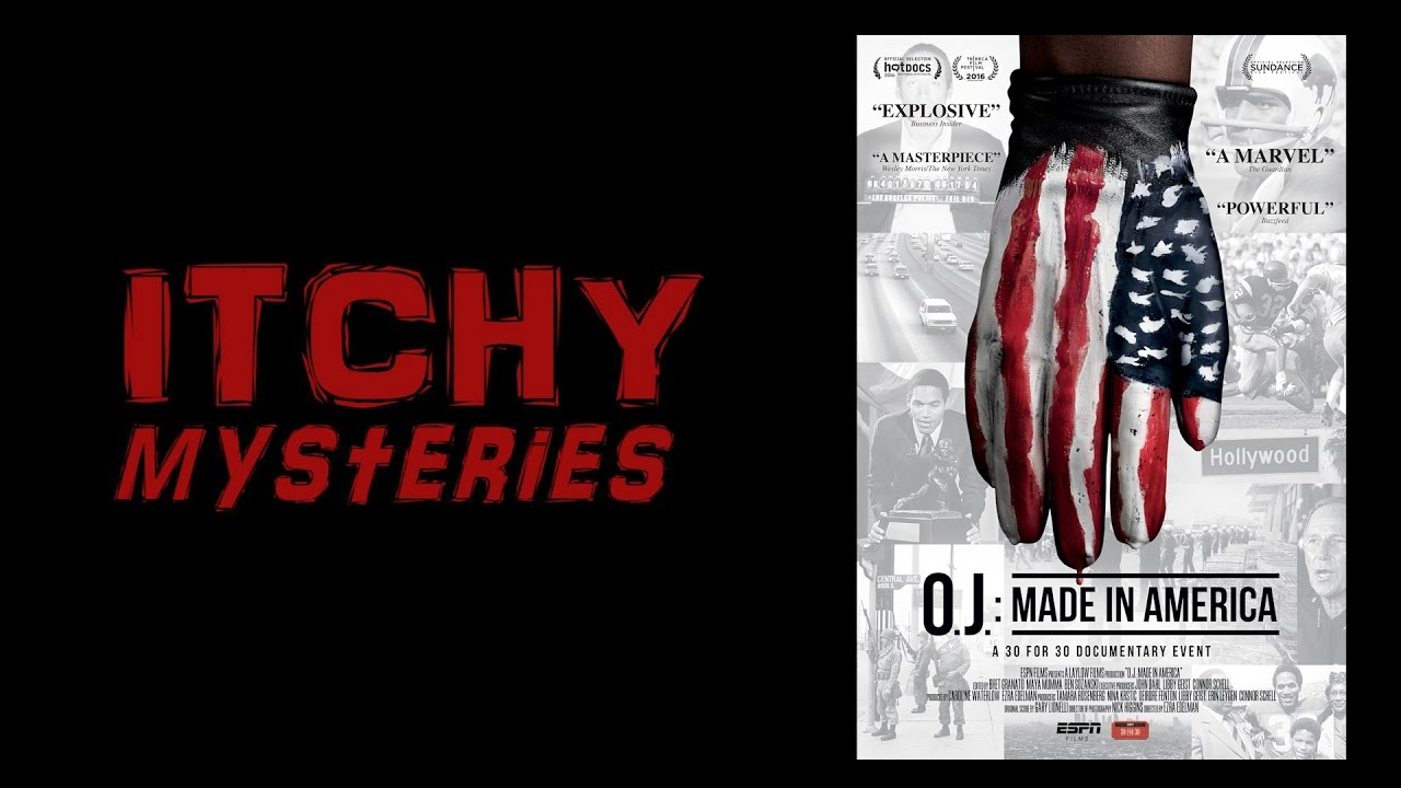 Download Itchy Mysteries: O.J. Made in America