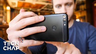 Huawei P smart Camera Test |  The Tech Chap