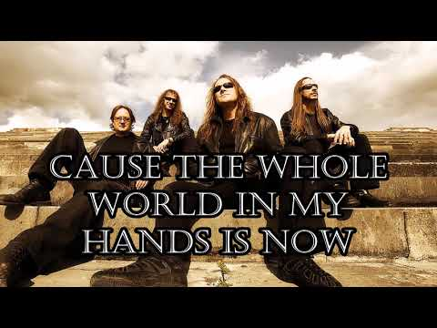 Gamma Ray Opportunity Lyric Video