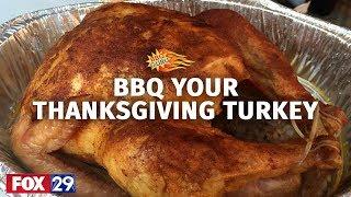 BBQ Bob on Fox 29 - BBQ Your Thanksgiving Turkey