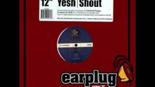 Yesh - Shout (Instrumental)