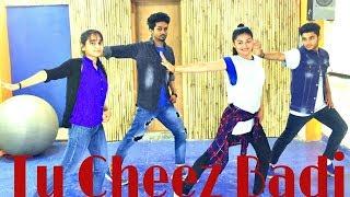 tu cheez badi hai mast mast | dance choreography shubhangi singh | machine | neha kakkar| udit |