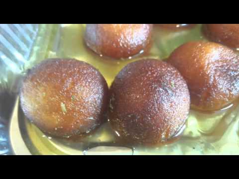 Gulab jamon recipe طرز تهیه گلاب جامن