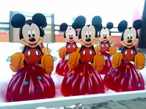 30 IDEAS PARA TU FIESTA DE MICKEY MOUSE