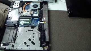 HP ProBook 4520S AC DC Power Jack Repair