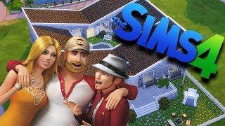 [Стрим] The Sims 4 - Новый дом, новые планы... нудисты /Шоу