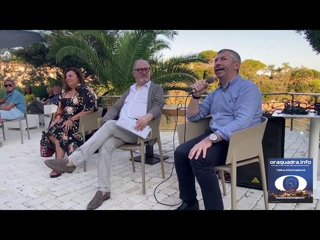 Elezioni Regionali 2020 - Ivan Scalfarotto, candidato Presidente alla Regione Puglia
