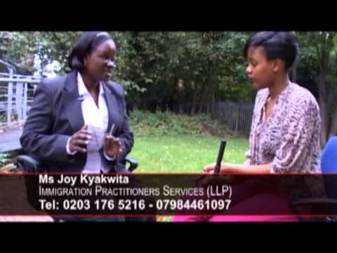 Uganda Vision London UK 07th Jan 2013 Sky channel 182