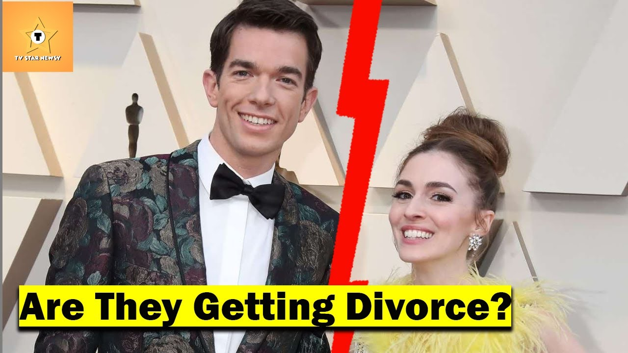John Mulaney and wife Anna Marie Tendler are divorcing