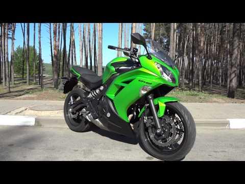 Kawasaki ER-6f 2012 (aka Ninja 650R) [09.05.2013]