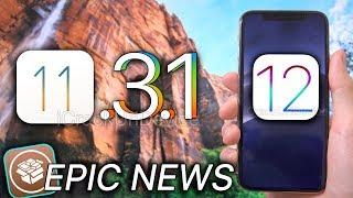 iOS 11.3.1 Jailbreak Updates & iOS 11.4 - iOS 12 JailbreakMe Demo! (MOSEC 2018)