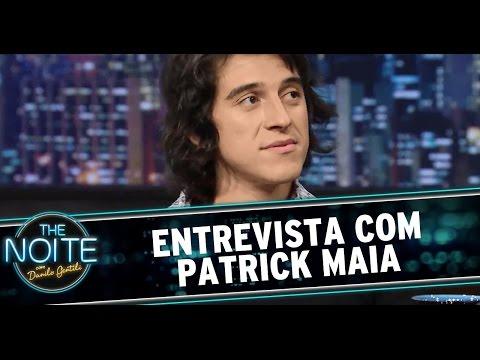 The Noite (18/12/14) - Entrevista Patrick Maia