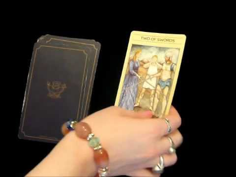Two of Swords Tarot Card Meaning Video