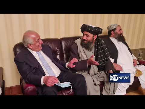 Gov't, Taliban agree to accelerate peace talks after Moscow summit