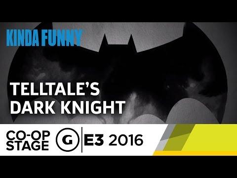 Batman: A Telltale Game Series - E3 2016 GS Co-op Stage
